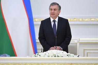 Шавкат Мирзиёев Туркияда «Йилнинг хорижий давлат арбоби» деб топилди