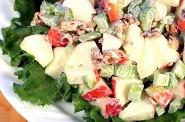 Мевали» салати
