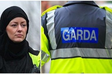 Ирландия полициясида мусулмонлар учун ҳижобда юришга рухсат берилди