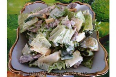 «Дилором» салати