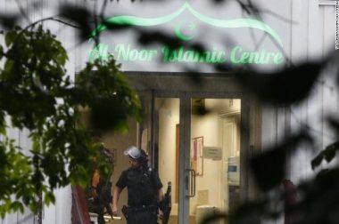 """Норвегия полицияси: """"Масжидга ҳужум теракт ҳисобланиши мумкин"""""""