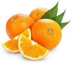 Апельсин  кўриш қобилиятига фойда беради