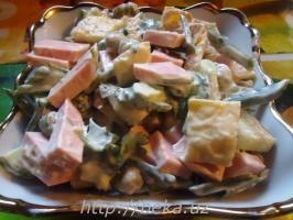 Қуймоқли салат