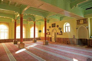 Фотолавҳа: Тошкент шаҳридаги «Охунгузар» масжиди