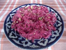 «Дармон-дори» салати