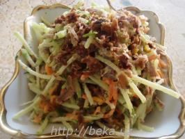 Турпли салат