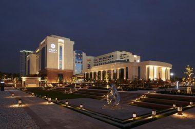 Hyatt Regency Tashkent меҳмонхонаси пенсия пулига қурилмаган