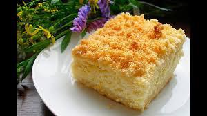 Творогли пирог