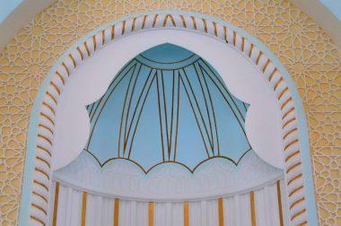 Фотолавҳа: Хоразм шаҳридаги «Муоз ибн Жабал» масжиди