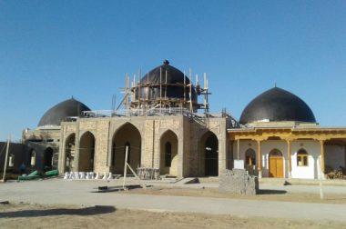Муфтий ҳазрат Абу Муин Насафий зиёратгоҳига ташриф буюрди