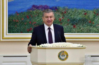 Шавкат Мирзиёев 2019 йилга ном берди