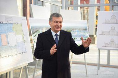 Президентимиз Ислом цивилизацияси марказига ташриф буюрди