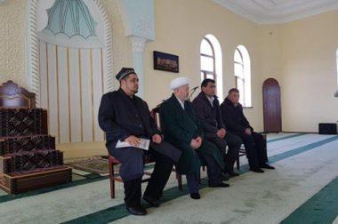"""""""Охун бобо"""" ва """"Муоз ибн Жабал"""" масжидларига ташриф"""