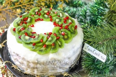 «Янги йил» торти!