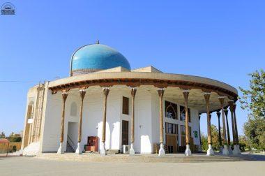 Фотолавҳа: Бухоро вилоятидаги Абу Ҳафси Кабир жоме масжиди