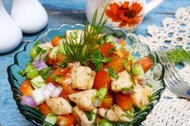 Тўйимли салат – ифторлик учун таклиф!