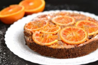 Апельсинли торт