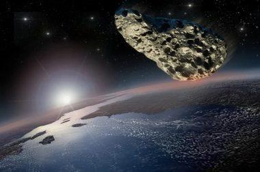 5 та астероид Ерга яқинлашмоқда