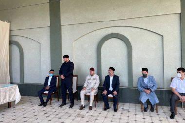 Рамзан Қодиров вакиллари таъзия билдириш учун юртимизга келди